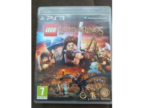 Ps3 igrica Lord of the Rings