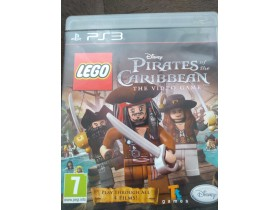 Ps3 igrica pirates of the caribbean