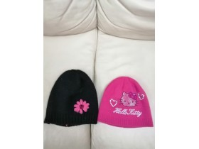 ROZA ORIGINAL HELLO KITTY KAPA GRATIS CRNA