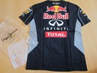 Red Bull size 6 EXTRA novo original