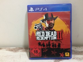 Red Dead Redemption 2 - PS4 igra