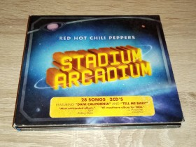 Red Hot Chili Peppers-Stadium Arcadium 2Cd