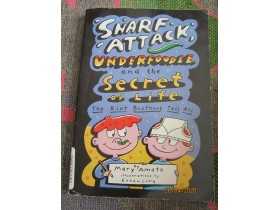 SHARF ATTACK UNDERFOODLE&THE SECRET OF LIFE