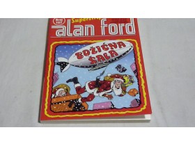 "SUPERSTRIP ALAN FORD  BR.157 ""BOŽIĆNA ŠALA&quo"