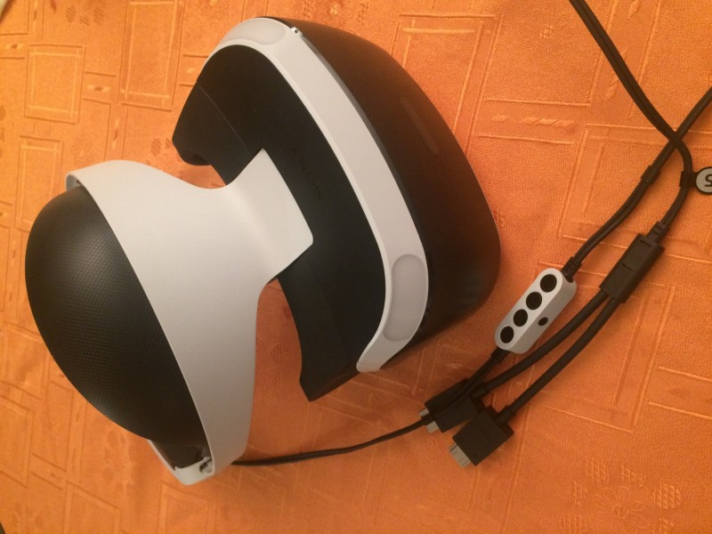 *** Sony PlayStation PS4 VR ***