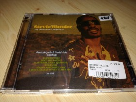 Stevie Wonder The Definitive Collection  2CD 2002