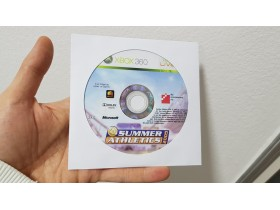 Summer Athletics 2009 Xbox 360 (izgreban disk)