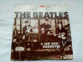 THE BEATLES - The Beatles (LP, Germany)