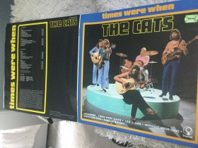 The CATS. 2 LP.time were when 5/5