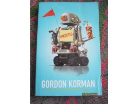 UNGIFTED, GORDON KORMAN, BESTSELLING AUTHOR