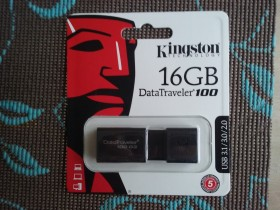 USB Flash Disk 16GB Kingston USB 3.0 Crna