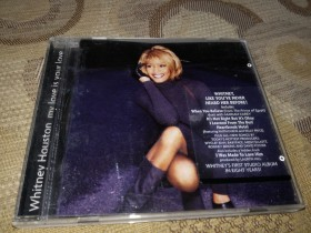 Whitney houston My love is your love ORIGINAL
