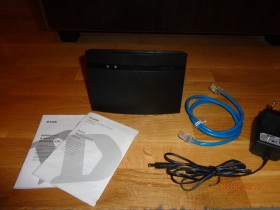 Wireless router D-Link GO-RT-N150