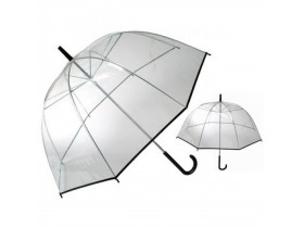 ZARA TRANSPARENT UMBRELLA,NOV kišobran!