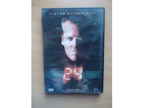 dvd . 24 TWENTY FOUR - 3 dvd