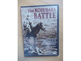 dvd - THE KOLUBARA BATTLE - SINHRONIZOVANO