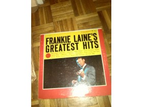 frankie laines greatest hits