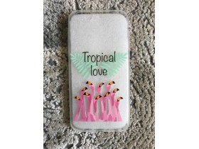 iPhone 6 silikonska futrola - Tropical love