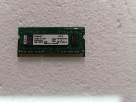 kingston 2 giga ddr3 za laptop