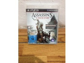 orginal igrica za ps3 assassins creed 3