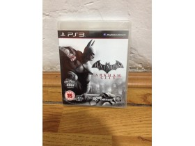 orginal igrica za ps3 betman arkham city