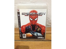 orginal igrica za ps3 spider man