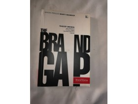 the BRAND GAP Marty Neumeier