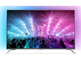 33. 4K UHD,smart tv PHILIPS 55 inca ANDROID,3D,ambiligh