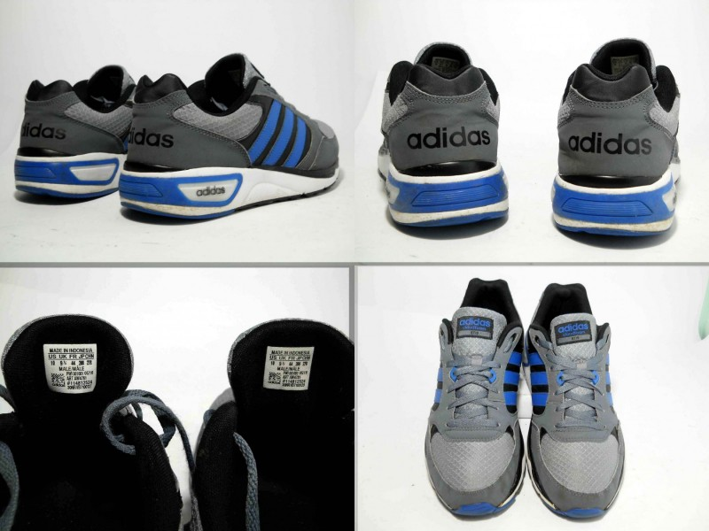 ADIDAS CLOUDFOAM 8TIS-Indonesia