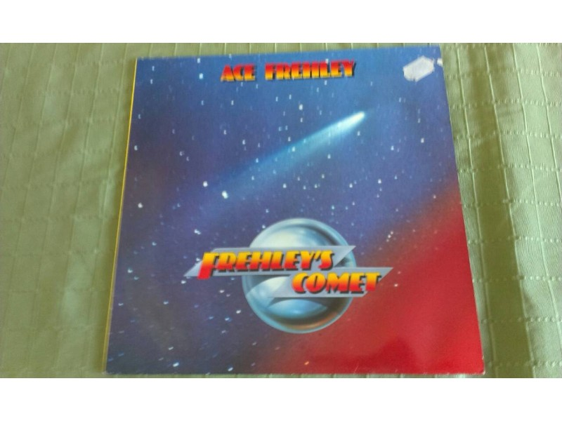 Ace Frehley - Frehley's Comet LP