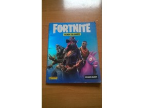 Album PANINI FORTNITE READY TO JUMP - 253/316
