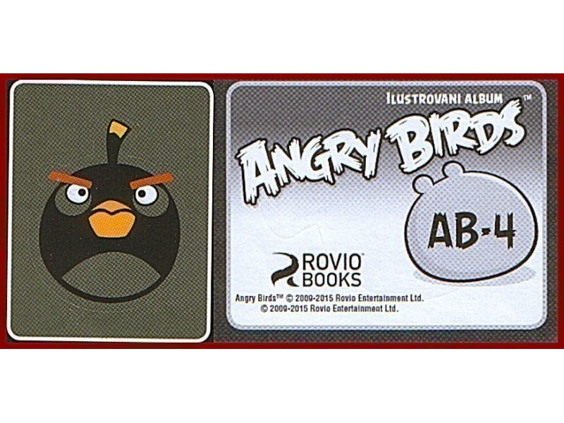 Angry Birds AB-4