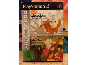 Avatar Double Pack za Playstation 2