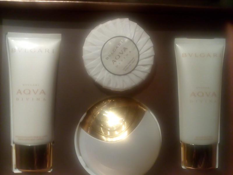 BVLGARI AQUA SET - ORIGINAL