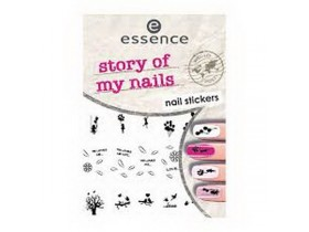 ESSENCE 06 STORY OF MY NAILS