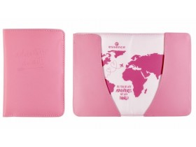 ESSENCE ADVENTURE AWAITS GET SUNKISSED PASSPORT HOLDER