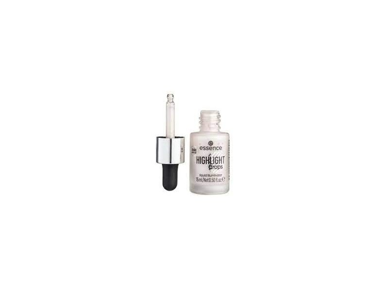 ESSENCE HIGHLIGHT DROPS LIQUID ILLUMINATOR 10 SILVER LI