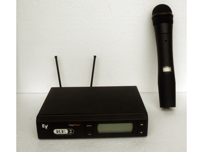 Electro Voice RE - 2 Wirless System.