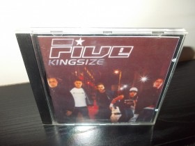 FIVE - King Size (nekorišćen CD)