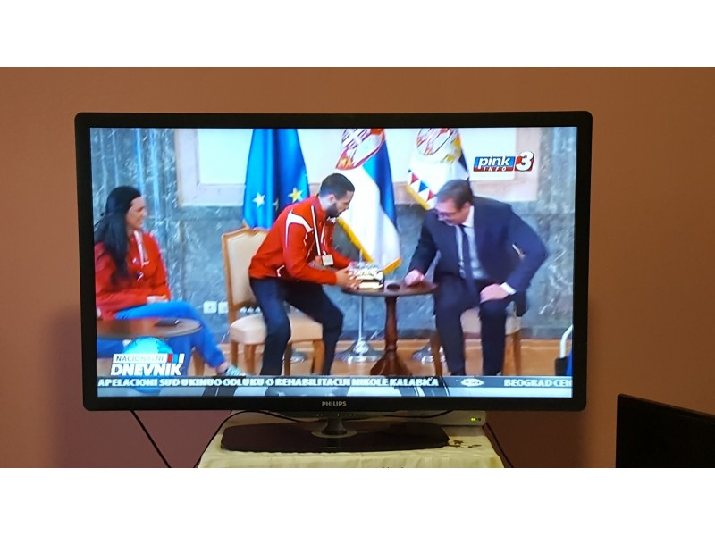 Full HD led  smart ambilajt Tv Philips 46 incha Top