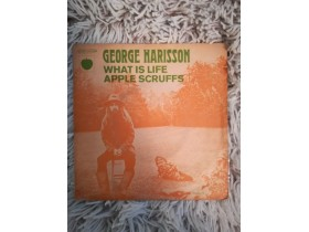 GEORGE HARRISON: What is Life - Apple Scruffs (France)
