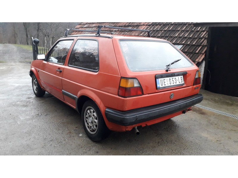 Golf 2 Dugoo reg