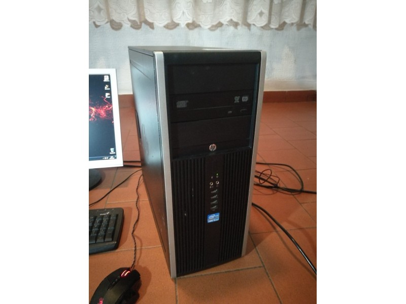 HP 8200 / i5 QUAD / 6GB RAM / 640 HDD / GT 420 /