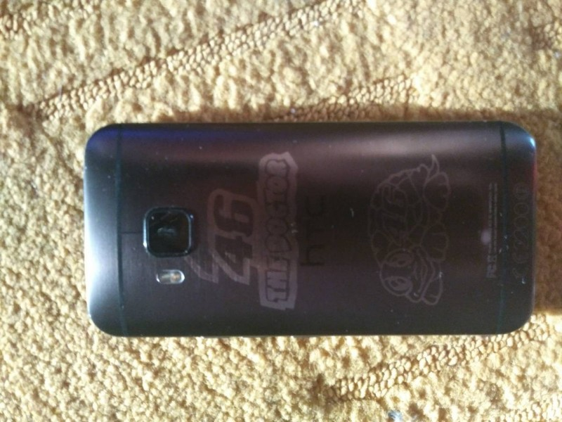 HTC ONE M9 Gunmetal Grey VR46