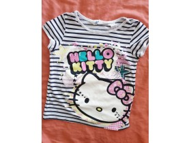H&M Hello Kitty majica 110-116