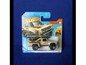 Hotwheels - '87 Dodge D100