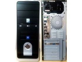 INTEL Desktop racunar (LION DUO)
