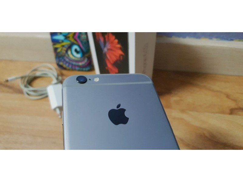IPhone 6s 16Gb - kao nov (bez ogrebotine)