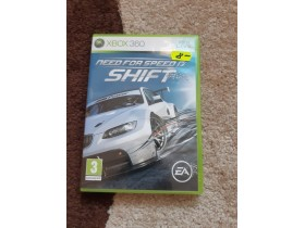 Igra za X box 360 - Need for speed Shift