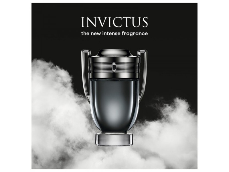 Invictus Intense Paco Rabanne-orig. tester JAK, ODLICAN